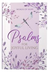 Psalms for Joyful Living Gift Book