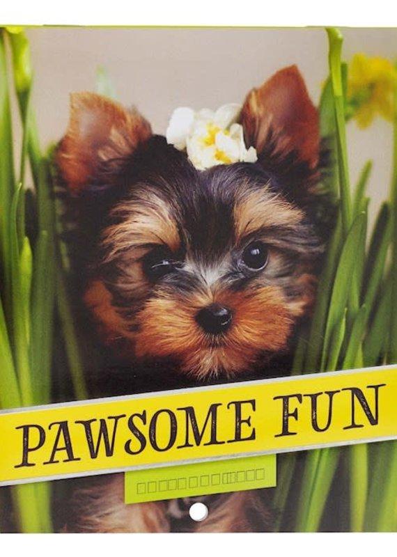 Calendar 2021 Pawsome Fun