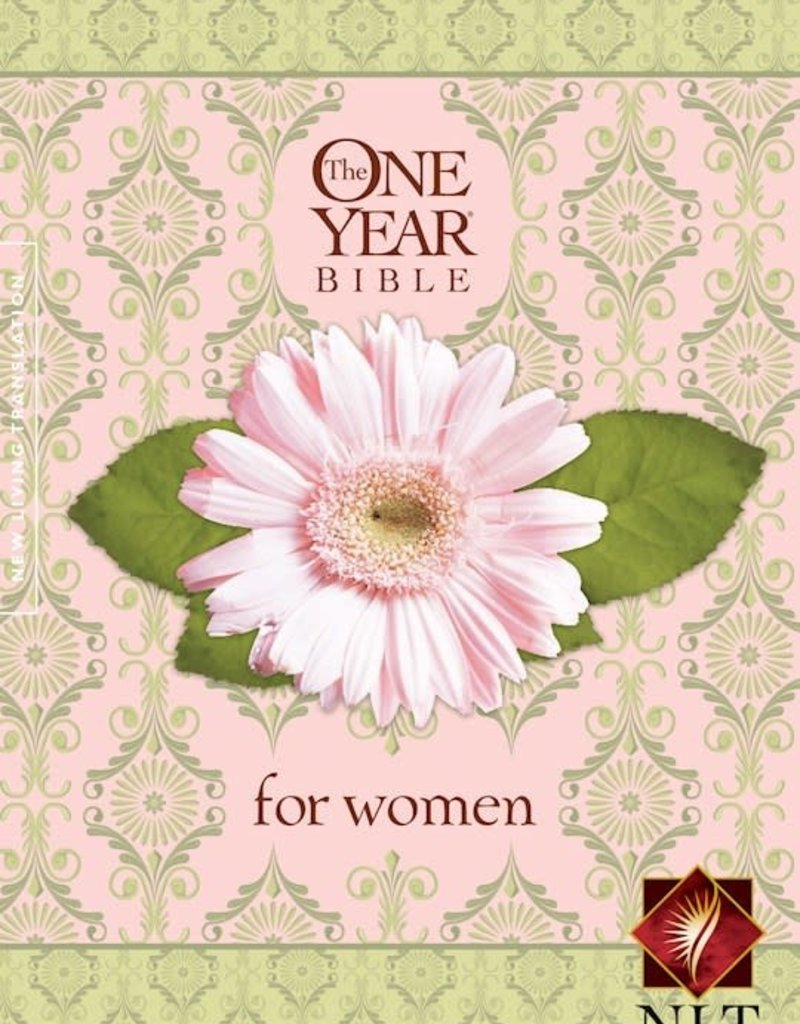 Tyndale NLT One Year Bible For Women-Softcover