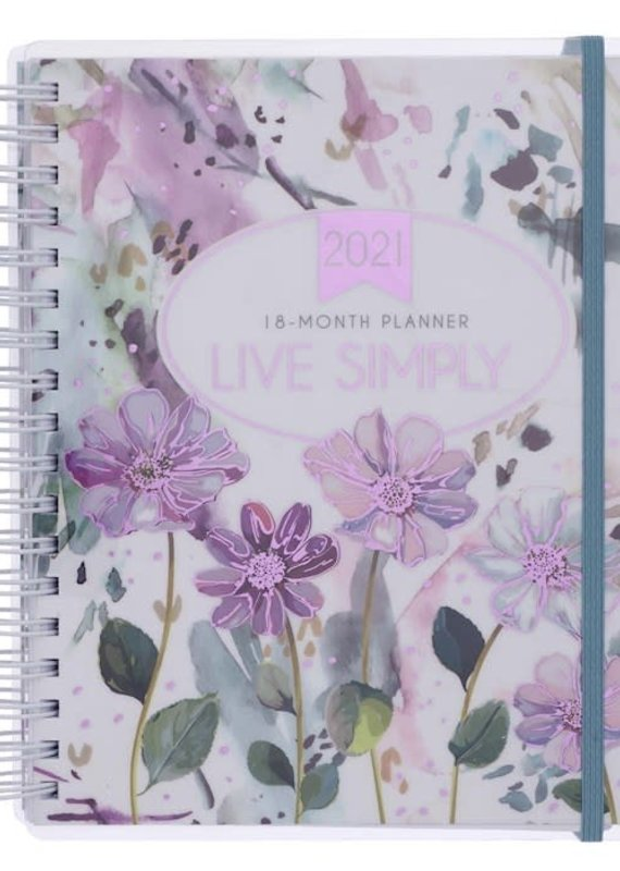 2021 Planner Live Simply