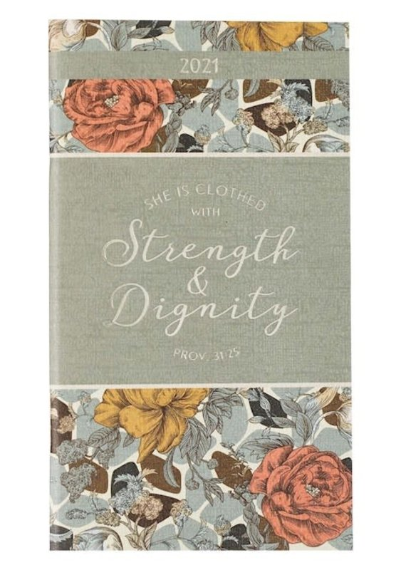 Daily Planner Strength & Dignity