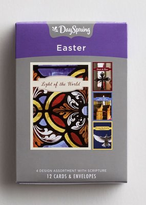Easter - Light of the World - 12 Boxed Cards