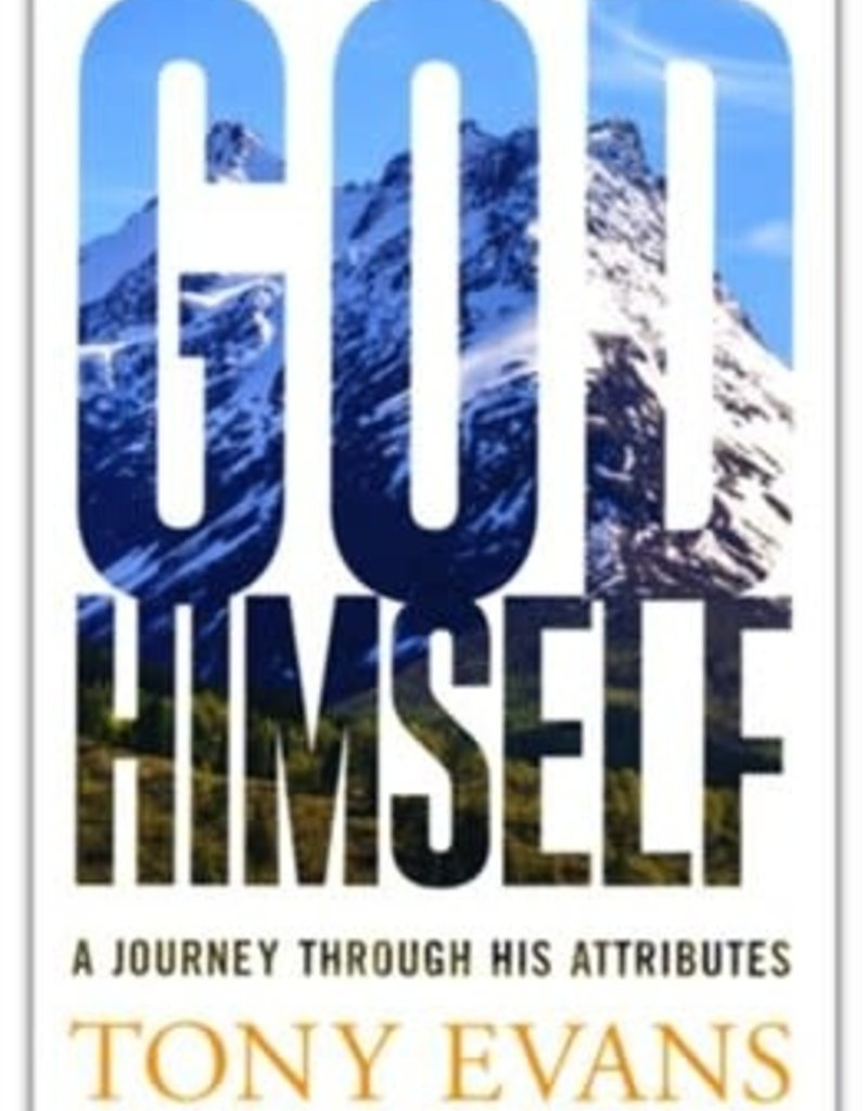 God Himself- A journey through the attributes of God