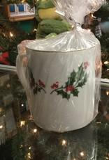 Christmas Mug Holly