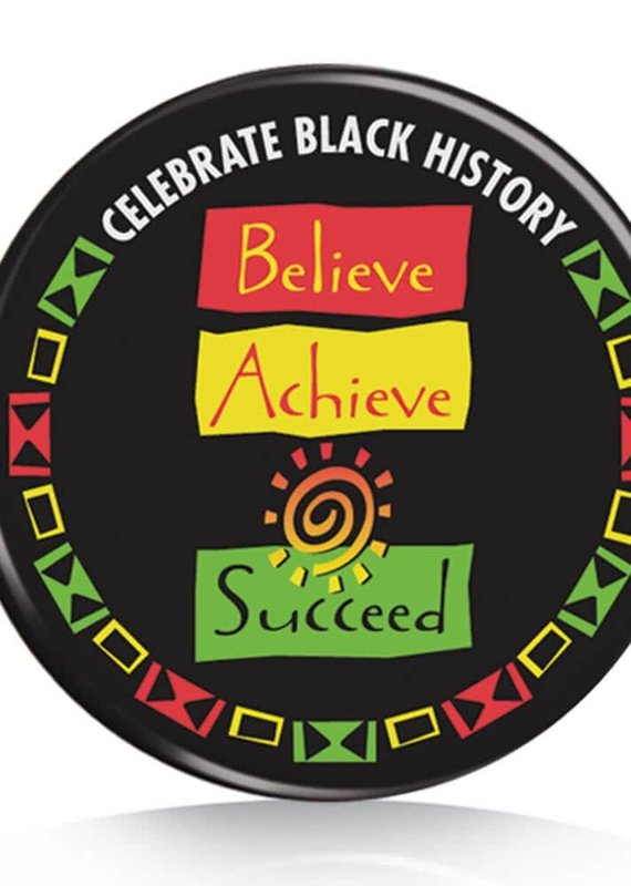 Celebrate Black History Button 10pk