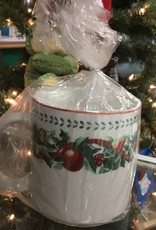 Christmas Mug Holly Berries