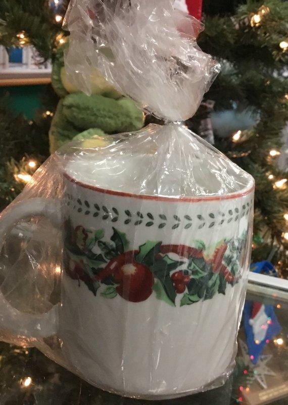 Christmas Mug Holly Berries
