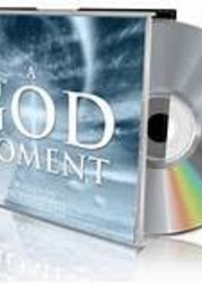 CD A God Moment - Dr Fairest Hill