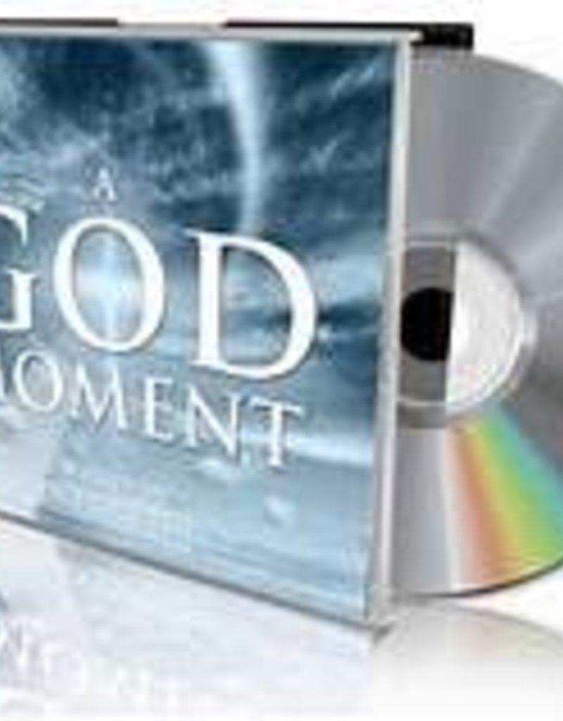 CD A God Moment - Dr Fairest Hill