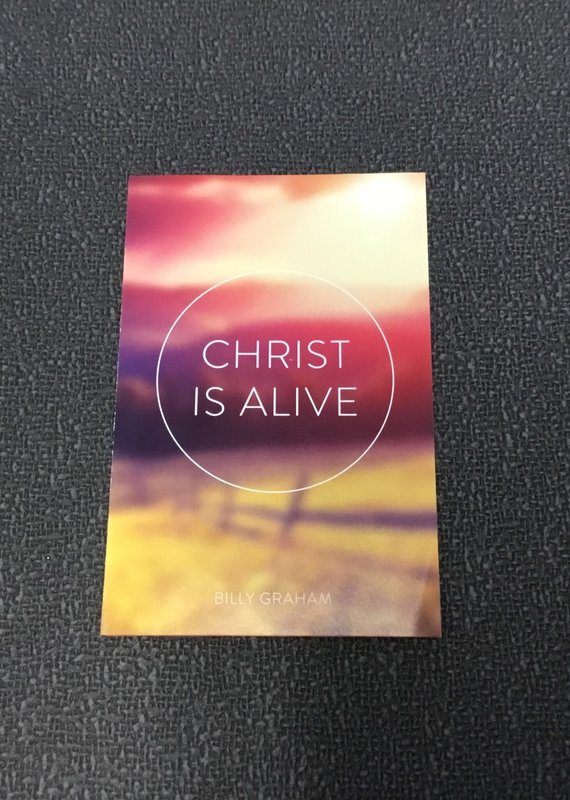 Tract-Christ Is Alive