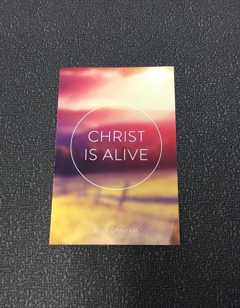 Tract-Christ Is Alive (ESV) Single