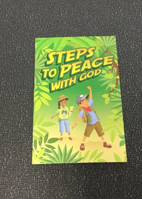 Steps To Peace With God Single