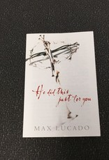 Copy of Tract-He Did This Just For You (NIV) Single
