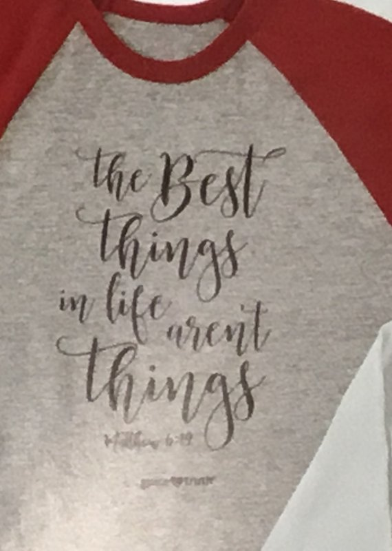 Grace & Truth T-Shirt  The Best Things
