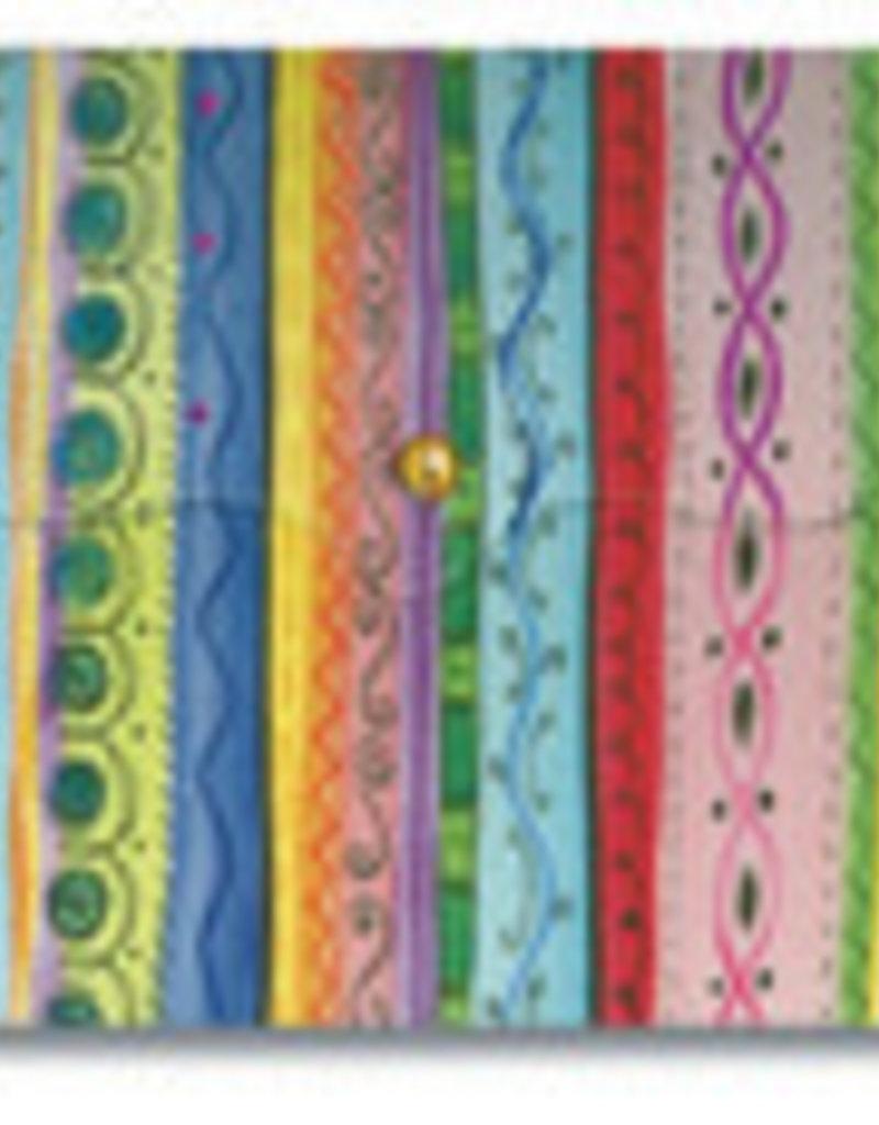 Purse Pad : Fun Stripes, Scripture