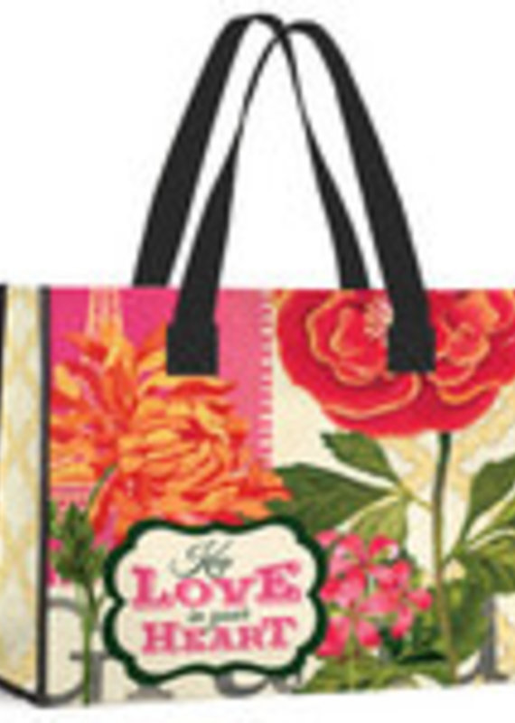 Nylon Tote : Keep Love