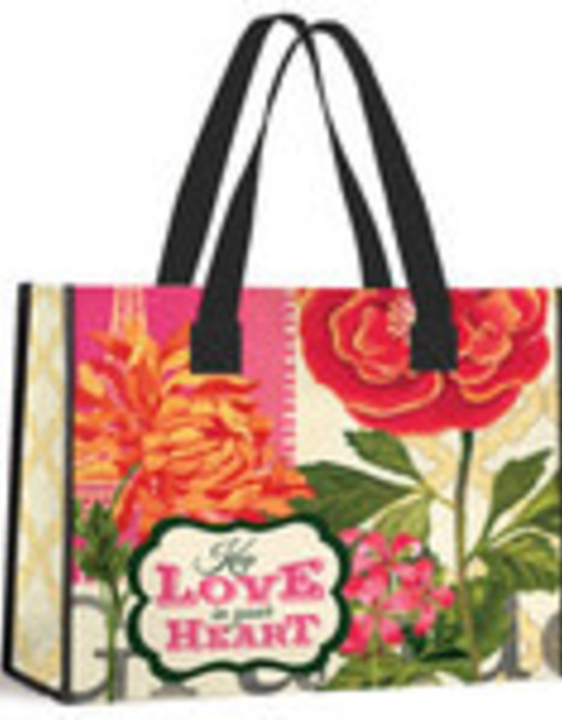 Nylon Tote : Keep Love