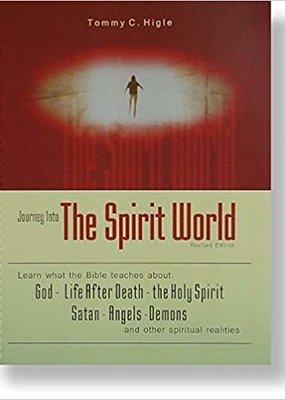 Journey Into The Spirit World Revised