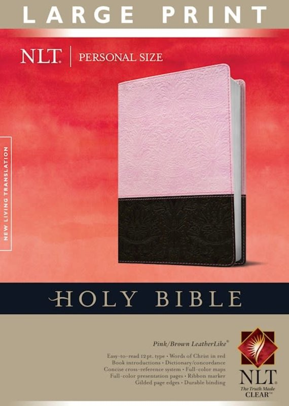 NLT Personal Size Bible