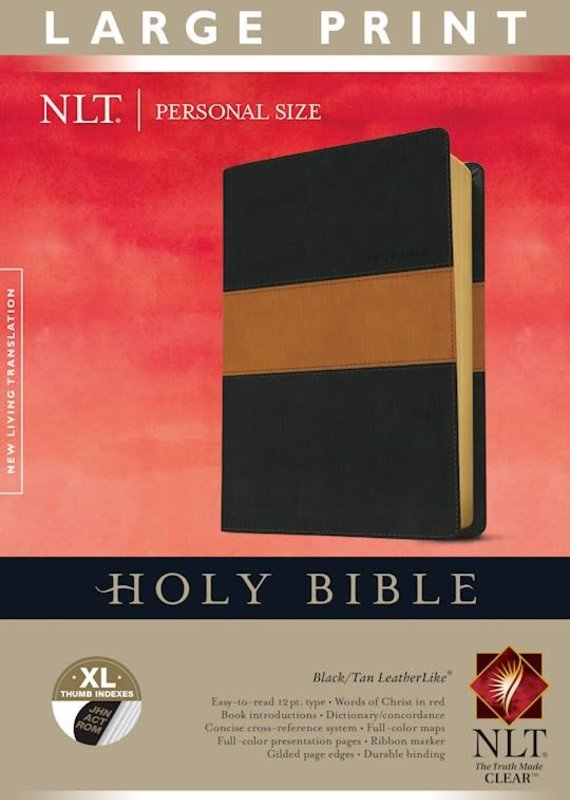 NLT Personal Size Bible