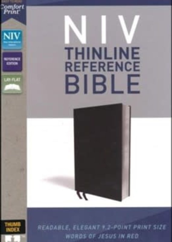 Zondervan NIV Thinline Reference Bible