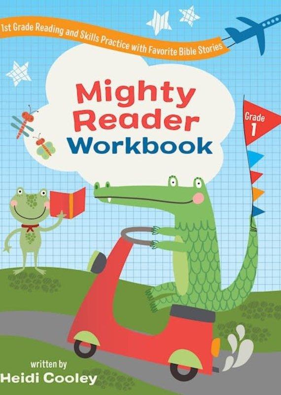 First Grade Mighty Reader Workbook