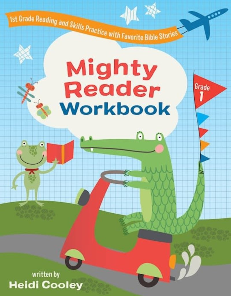 First Grade Mighty Reader Workbook