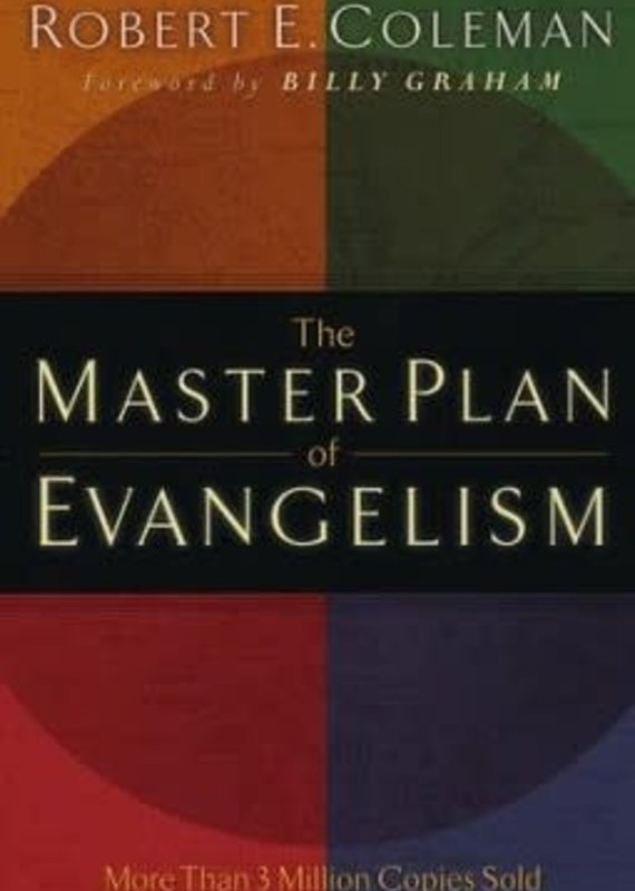 Revell The Master Plan of Evangelism