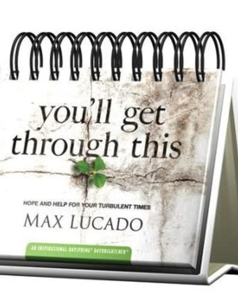 Calendar-You'll Get Through This (Day Brightener)