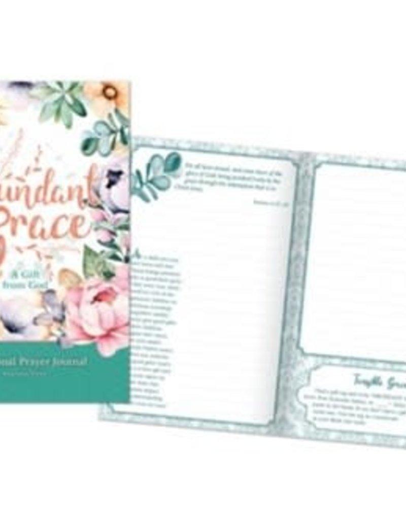 Prayer Journal - Abundant Grace KJV