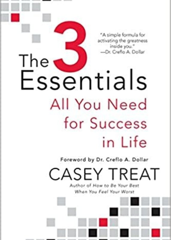 Berkley Publishing Group The 3 Essentials All You Need for Success in Life