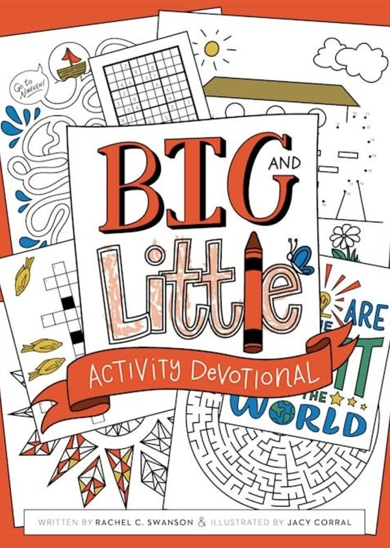 Big And Little Activity Devotional