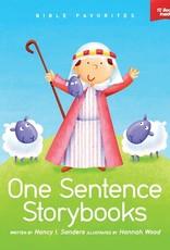 Bible Favorites  One Sentence Storybooks