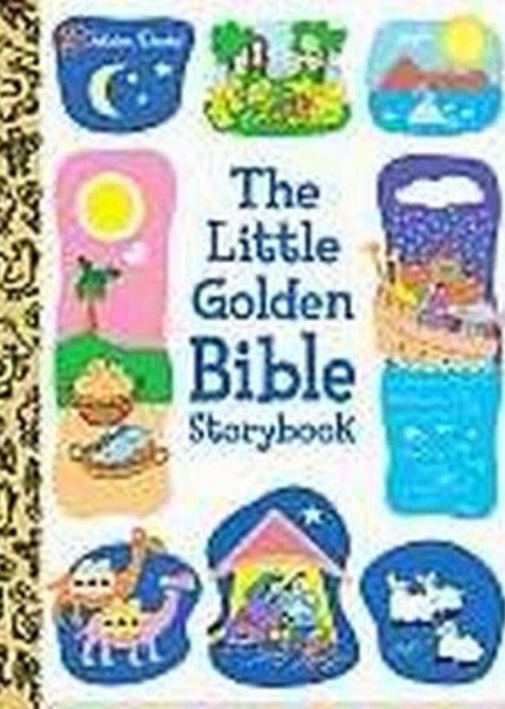 Little Golden Bible Storybook