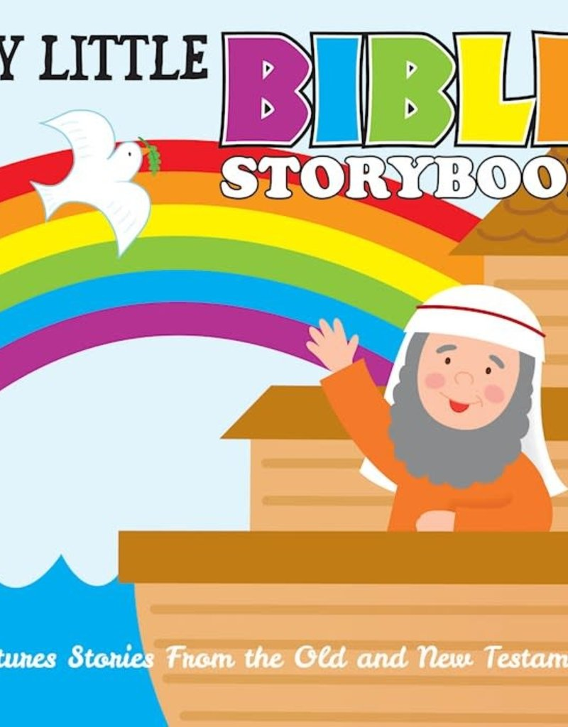 My Little Bible Storybook