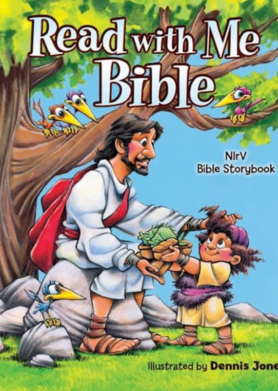 Read With Me Bible NIrV Story Book