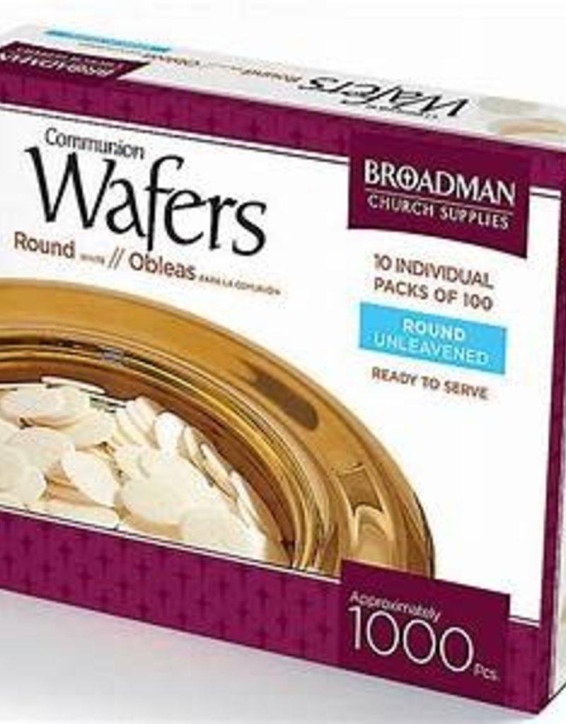 Broadman Communion Bread Wafer