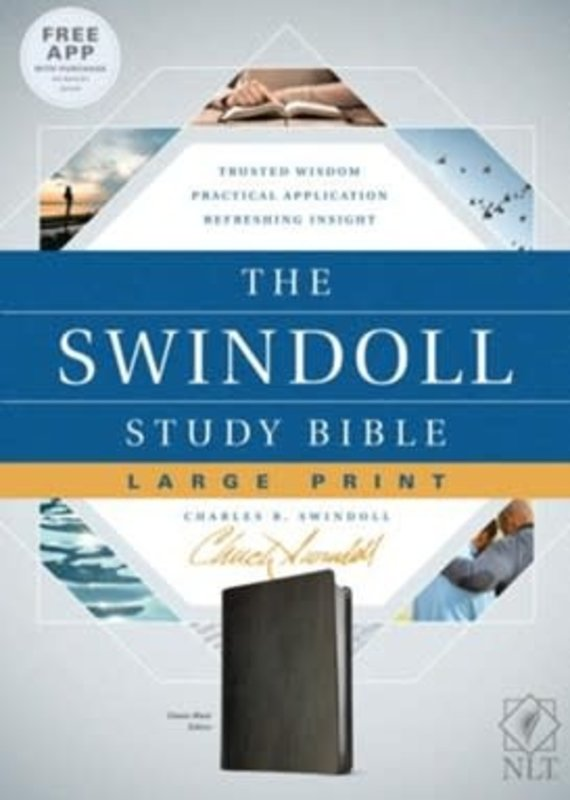 NLT2 Swindoll Study Bible