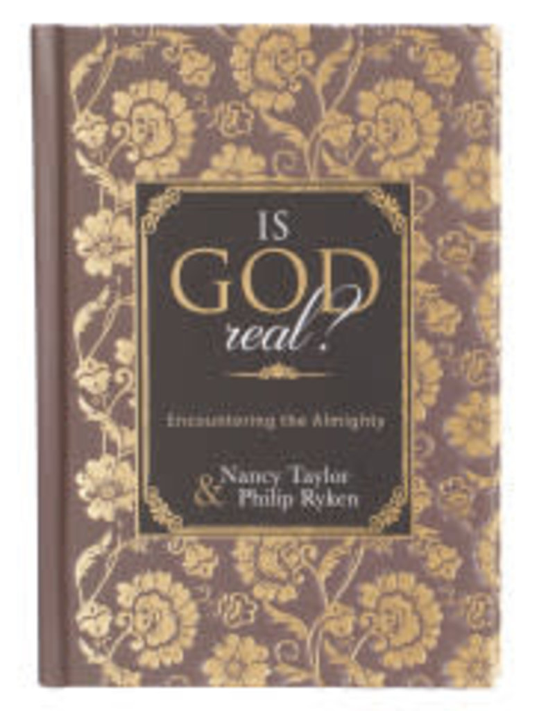 Is God  Real Devotional