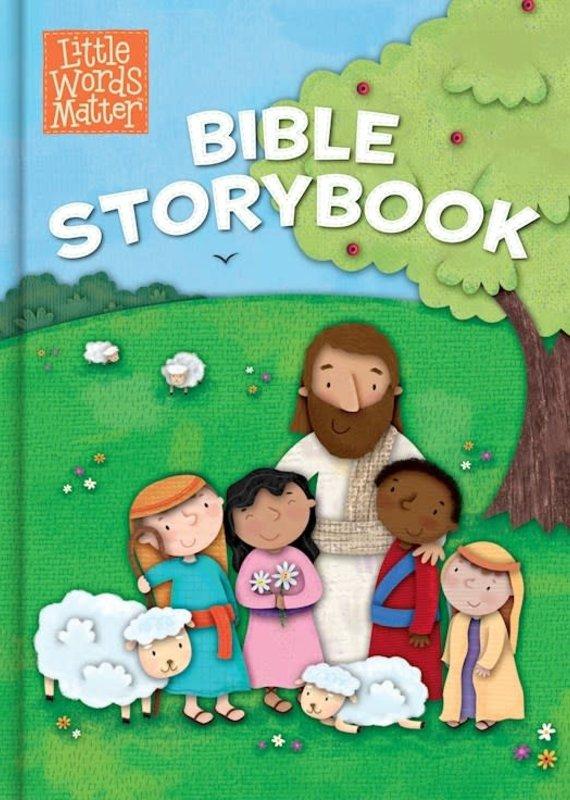 Bible Storybook (Little Words Matter)