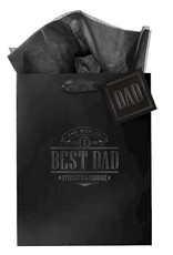 Gift Bag Medium Best Dad