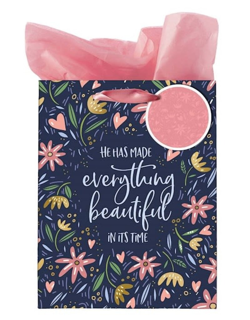 Gift Bag Medium He Has Made Everything Beautiful