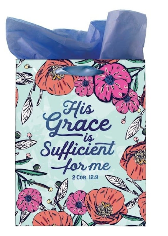 Gift Bag His Grace is Sufficient