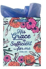Gift Bag Medium His Grace is Sufficient