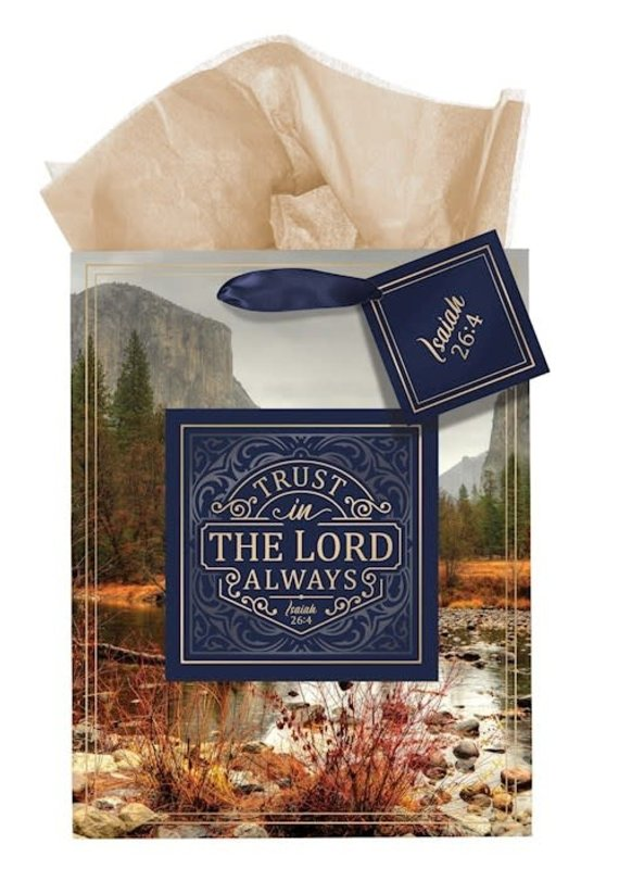 Gift Bag Trust In The Lord