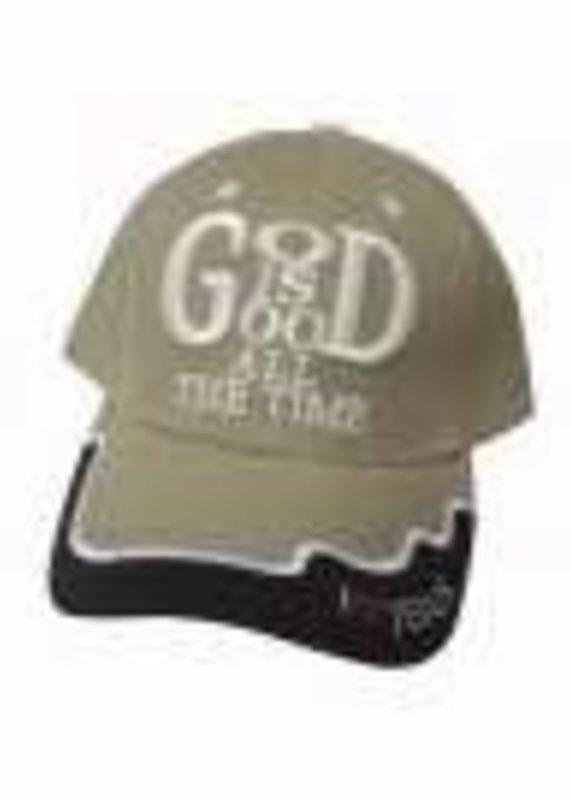 Cap God Is Good