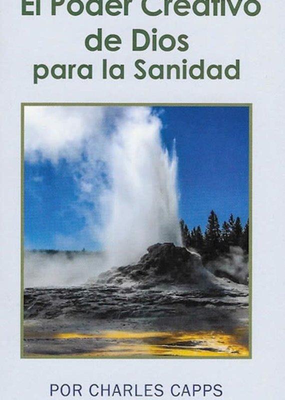 Spanish God's Creative Power For Healing