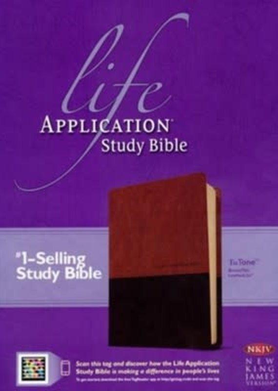 NKJV Life Application Study Bible