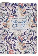 Journal All Things Through Christ Phil. 4:13