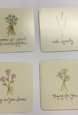 Boxed Cards With Sympathy